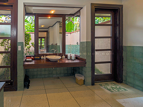 Solitude Lembeh Resort. Seafront Villa