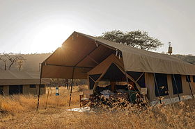Отель Serengeti Kati Kati Camp